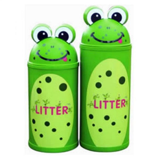 Animal Kingdom Frog Litter Bin Techni Pros