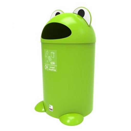Frog Buddy Recycling Bin - 84 Litre Techni-Pros - techni-pros