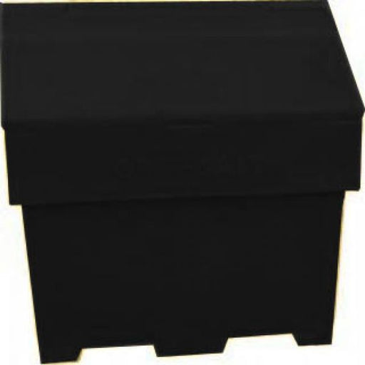 6 Cu Ft Recycled Grit Bin - 169 Litre / 169 kg capacity Techni Pros