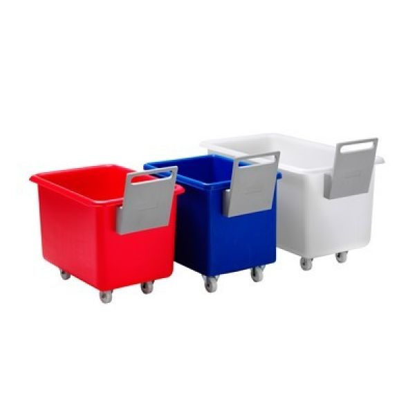 Heavy Duty 135 Litre Catering Bin With Handle Techni-Pros - techni-pros
