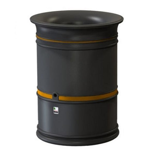 Heritage Open Top Litter Bin - 95 Litre Techni-Pros - techni-pros