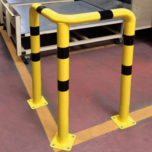 High Impact Corner Safety Barrier Techni-Pros - techni-pros