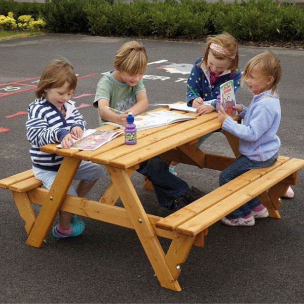 Infant Large Picnic Bench Techni-Pros - techni-pros