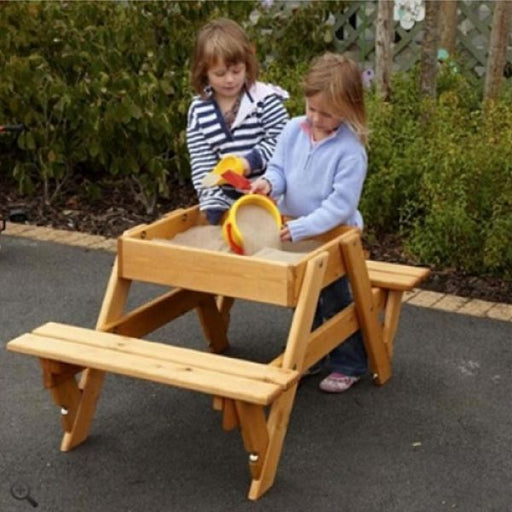 Infant Sand Pit Bench Techni-Pros - techni-pros
