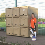 Jumbo Multi-Purpose Storage Locker Techni-Pros - techni-pros