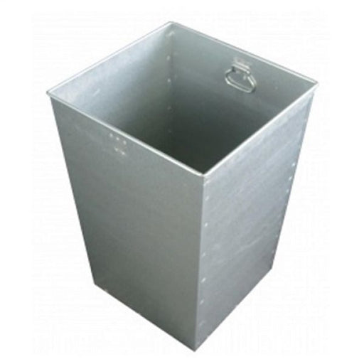 L8/INT 77 Litre Galvanised Steel Tapered Liner Techni Pros
