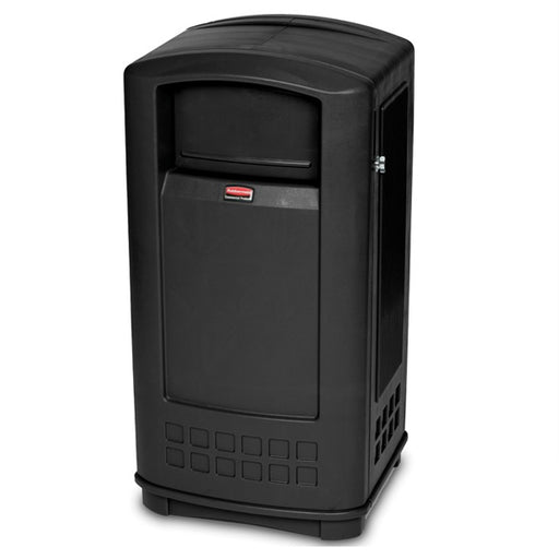 Rubbermaid Landmark Junior Litter Bin - 132 Litre Techni-Pros - techni-pros