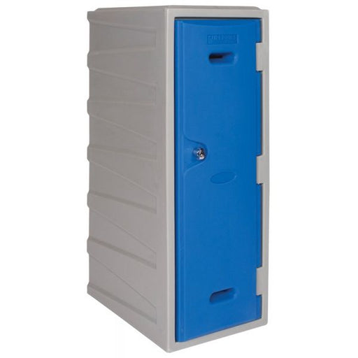 Large Plastic Locker Techni-Pros - techni-pros