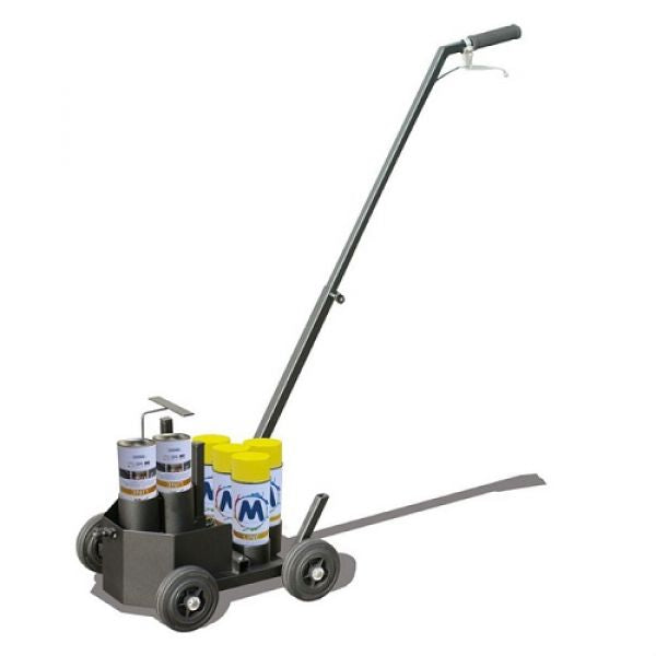 Line Marking Trolley Techni-Pros - techni-pros