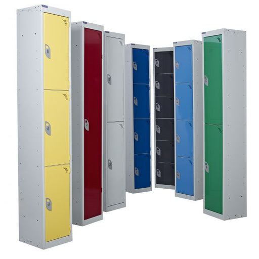 Standard Locker - Various Options Techni-Pros - techni-pros