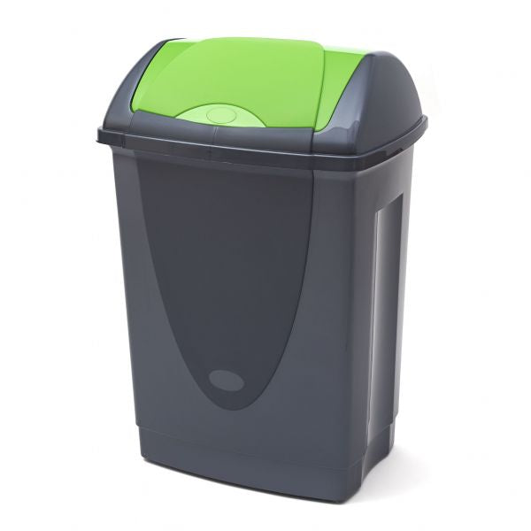 Push Flap Bin - 50 Litres Techni-Pros - techni-pros