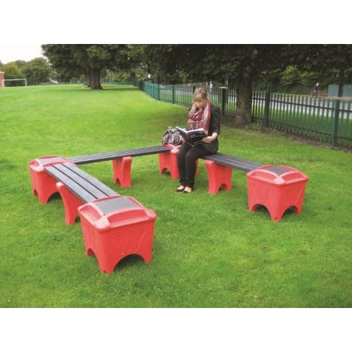 Modular Seating - U Shaped Bench Techni-Pros - techni-pros