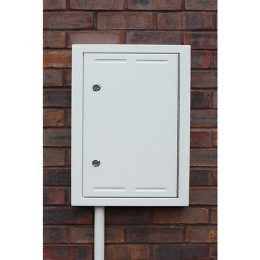 Aluminium Gas Meter Repair Box - 600 x 445 x 70mm Techni-Pros - techni-pros