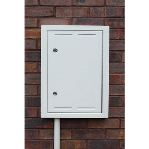 Aluminium Gas Meter Repair Box - 670 x 505 x 80mm Techni-Pros - techni-pros