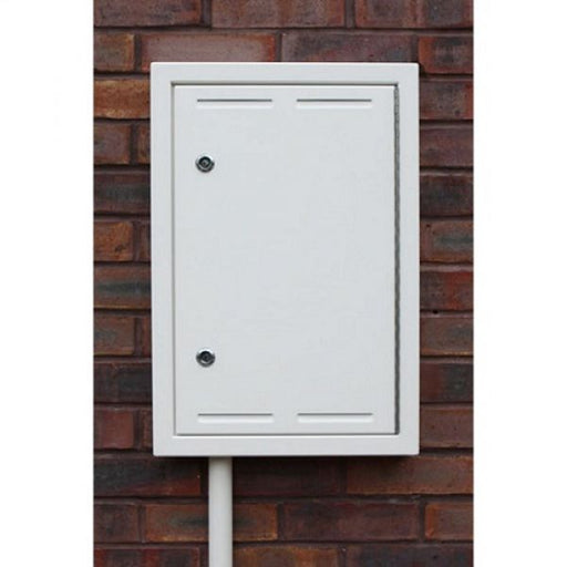 Aluminium Gas Meter Repair Box - 600 x 410 x 70mm Techni-Pros - techni-pros
