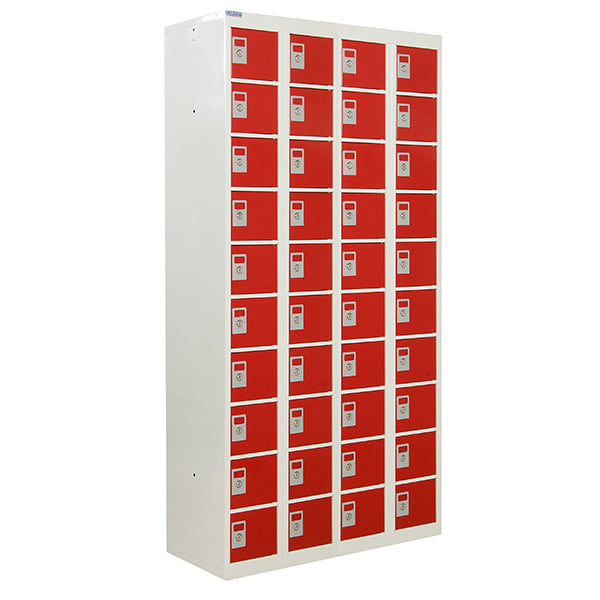 Personal Effects Lockers - 40 tier Techni-Pros - techni-pros