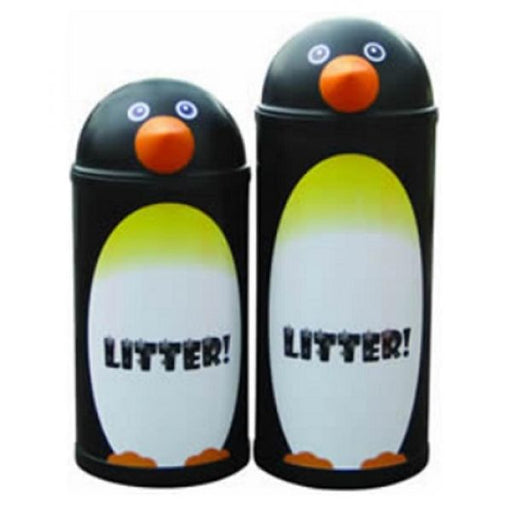 Animal Kingdom Penguin Litter Bin Techni Pros
