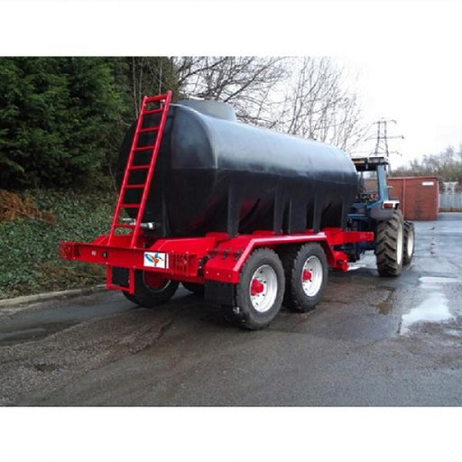 10000 Litre Agricultural Water Bowser Techni-Pros - techni-pros