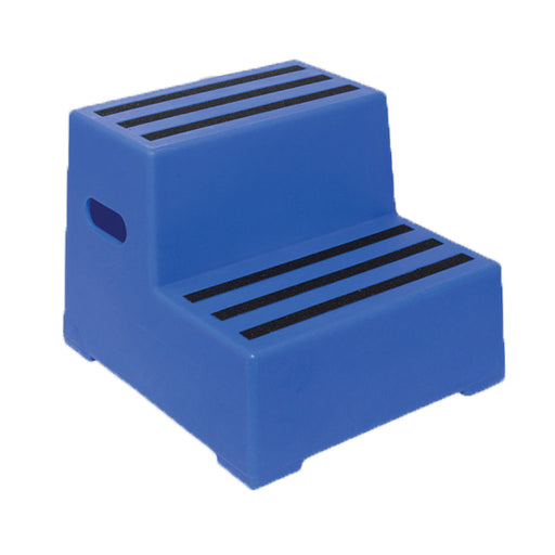 Heavy Duty Safety Steps & Mounting Block - Two Step Techni-Pros - techni-pros