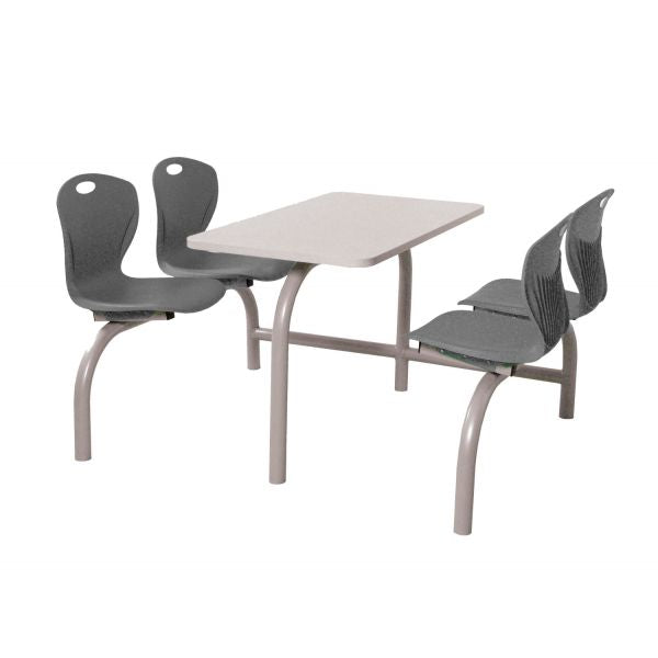 Swell Premium Canteen Furniture 4 Seater Techni Pros Ocoug Best Dining Table And Chair Ideas Images Ocougorg