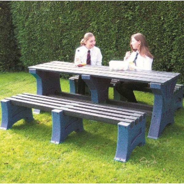 Premier Table and Bench Set - 6 Seater Techni-Pros - techni-pros
