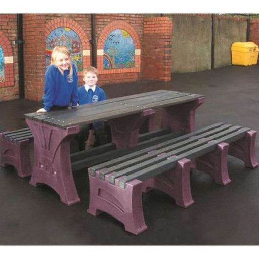 Premier Table and Bench Set - 8 Seater Techni-Pros - techni-pros