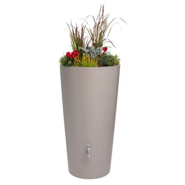 Rainbowl Flower 150 Litre Water Butt Techni-Pros - techni-pros