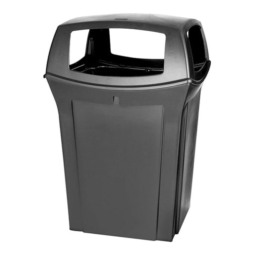 Ranger Waste Container with 4 Openings - 170 Litres Techni-Pros - techni-pros