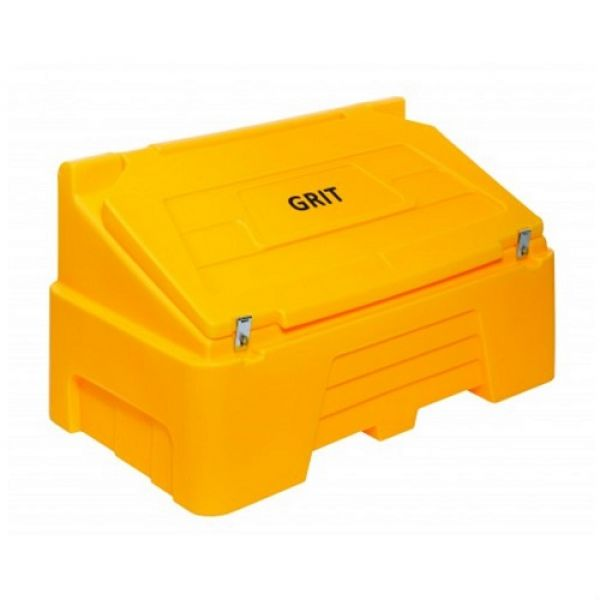 14 Cu Ft Heavy Duty Grit Bin - 400 Litre / 500 kg Capacity Techni-Pros - techni-pros