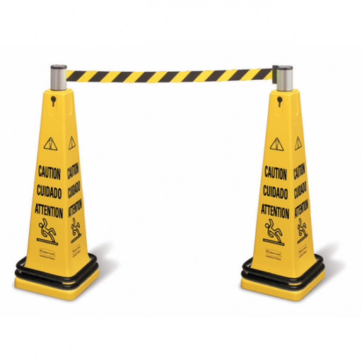 Safety Cone 'Caution Wet Floor Symbol' Extension Kit Techni-Pros - techni-pros
