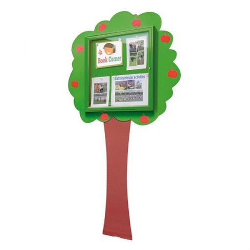 School Fun Information Tree Poster Case - 6x A4 Techni-Pros - techni-pros