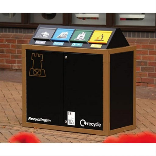 SEPR8 4 Section Double Sided Recycling Unit Techni-Pros - techni-pros
