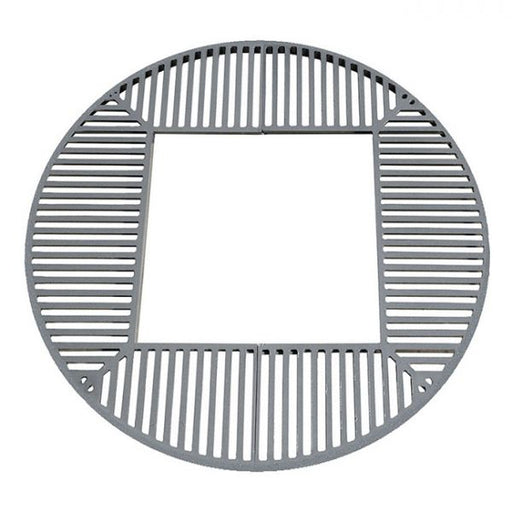 Silaos Round or Square Steel Tree Grille Techni-Pros - techni-pros