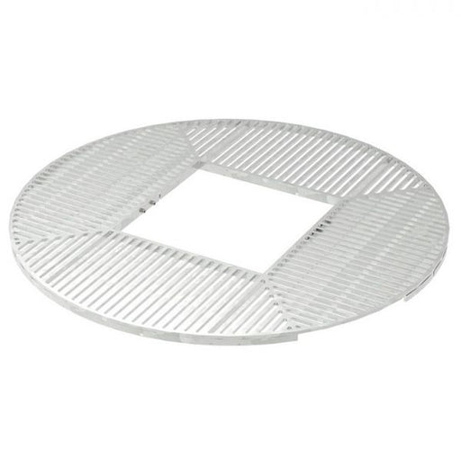 Silaos Round or Square Galvanised Steel Tree Grille Techni-Pros - techni-pros