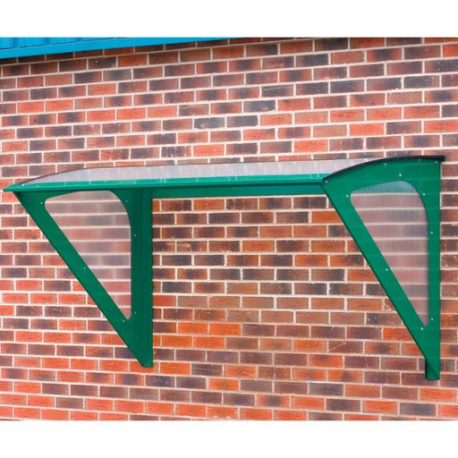 Small Wall Mounted Smoking Shelter Techni-Pros - techni-pros