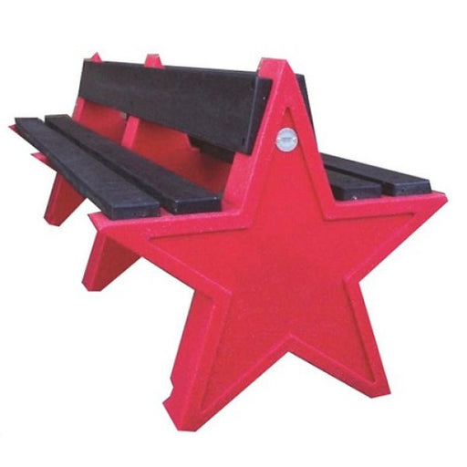 Star Bench - 8 Seater Techni-Pros - techni-pros