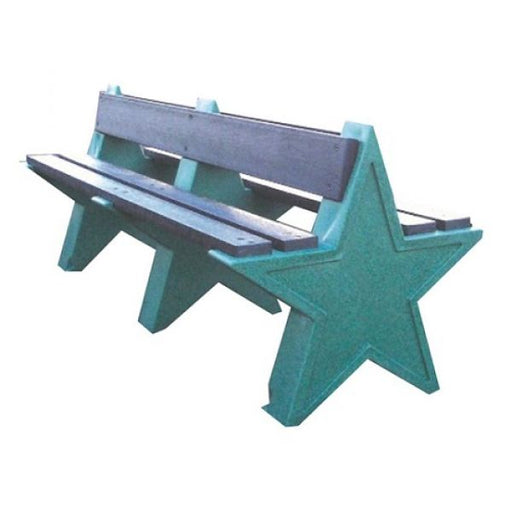 Star Bench - 6 Seater Techni-Pros - techni-pros