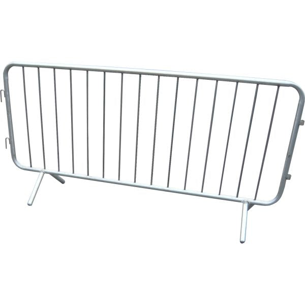 Steel Pedestrian 2.3m Barrier - Pack of 20 Techni-Pros - techni-pros
