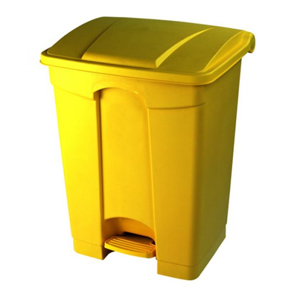 Plastic Step On Container - 45 Litres Techni-Pros - techni-pros