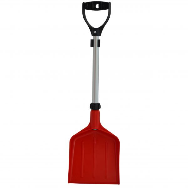 Telescopic Lightweight Snow Shovel Techni-Pros - techni-pros