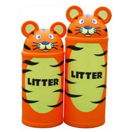 Animal Kingdom Tiger Litter Bin Techni Pros