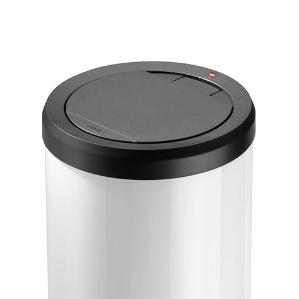 Touch Lid Steel Bodied Bin - 45 Litres Techni-Pros - techni-pros