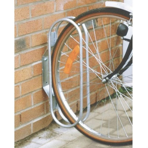 Fixed Wall Mountable Cycle Rack Techni-Pros - techni-pros