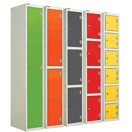 Splash Laminate Locker - Various Options Techni-Pros - techni-pros