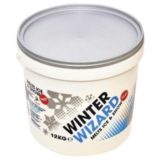 Winter Wizard De-Icer 12 kg Tub Techni-Pros - techni-pros