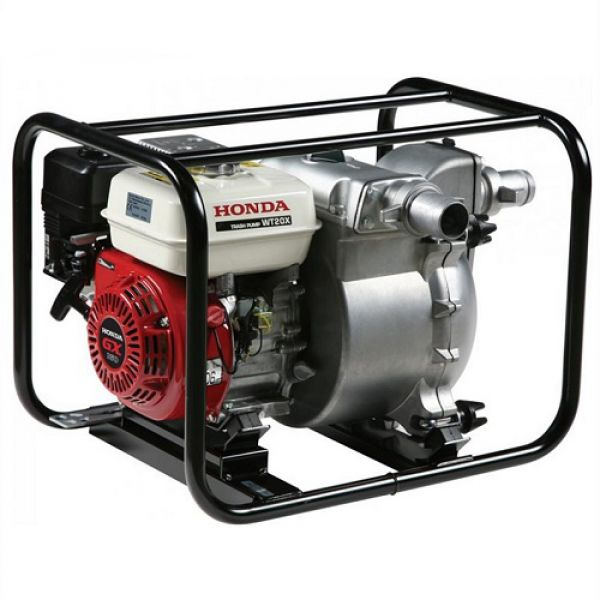 Honda WT20 Centrifugal Waste Pump with Honda GX160 Petrol Engine - 3 Bar / 710 Lpm Techni-Pros - techni-pros