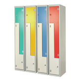Z-Door Locker - Large - Laminate Door Techni-Pros - techni-pros