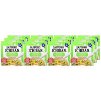 Sapporo Ichiban Soup Cup, Chicken Noodle, 2.25-Ounce Cups (Pack of 12)-Soyum Foods