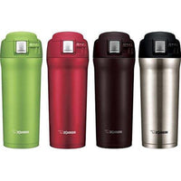 Zojirushi SM-YAE48RA Travel Mug, 16 oz, Cherry Red-Soyum Foods