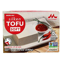 Mori-Nu Silken Tofu, Soft, 12 Ounce (Case of 12)-Soyum Foods